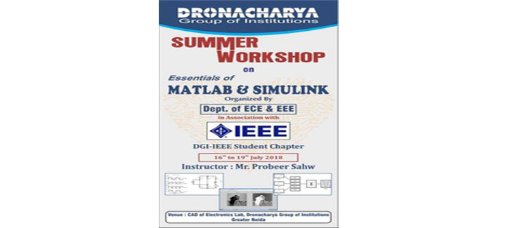 Dronacharya Group of Institutions in Greater Noida/Delhi-NCR