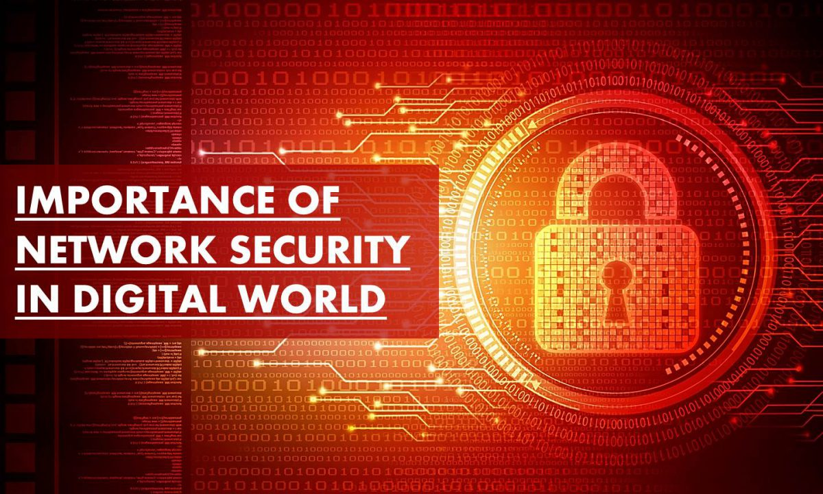 Importance of Network Security in Digital World
