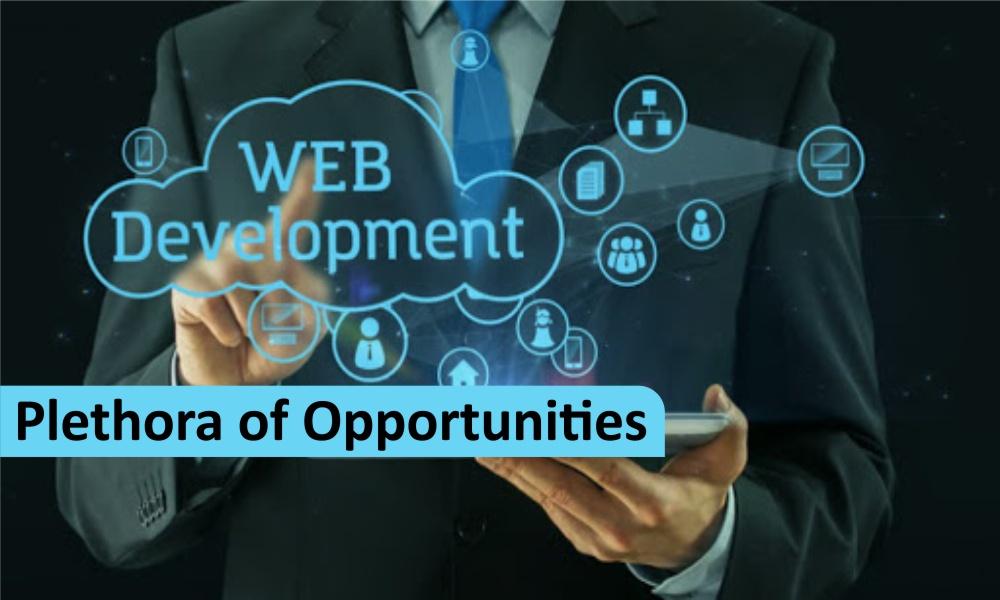 Web Development: Plethora of Opportunities