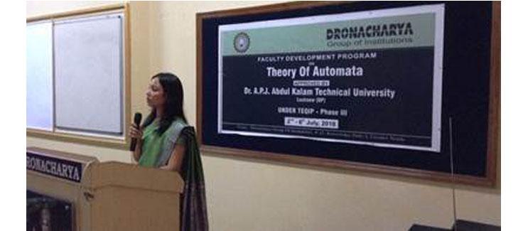 Dronacharya Group of Institutions in Greater Noida/Delhi-NCR
